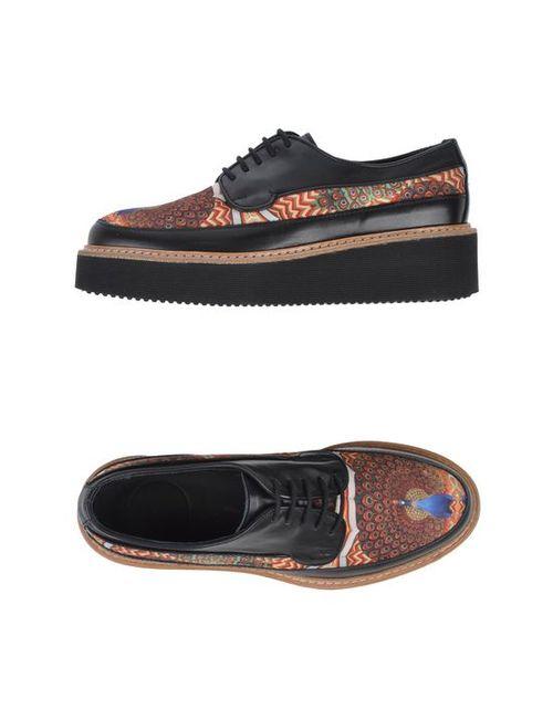 Flage | Женская Обувь На Шнурках