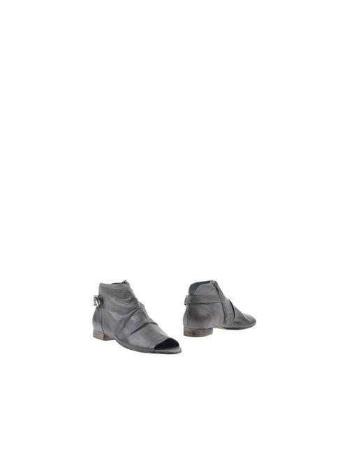 Piampiani | Мужские Серые Полусапоги И Высокие Ботинки