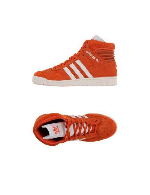 adidas Originals   Мужские Высокие Кеды И Кроссовки