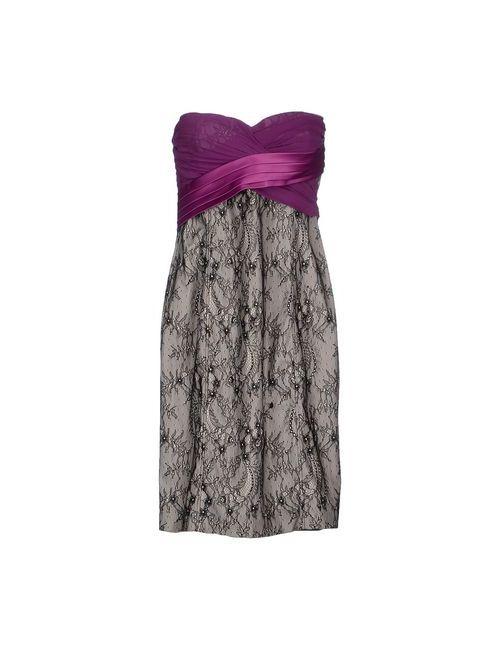 Pinko Wedding | Женское Черный Короткое Платье