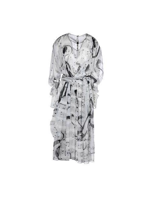 Dolce & Gabbana | Женское Платье Длиной 3/4