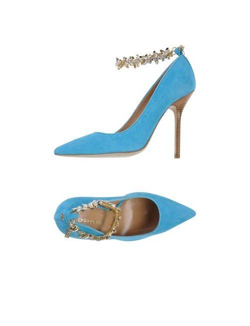 Dsquared2 | Женские Бирюзовые Туфли