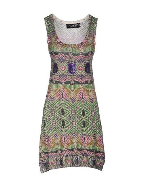 Custo Barcelona   Женское Короткое Платье