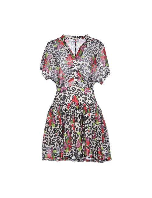 BeaYukMui | Женское Белое Короткое Платье