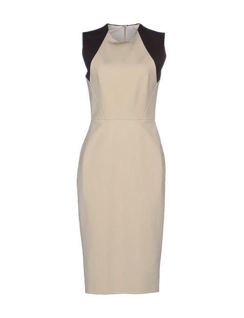 Victoria Beckham   Женское Платье До Колена