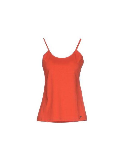 Amy Gee | Женская Оранжевая Майка
