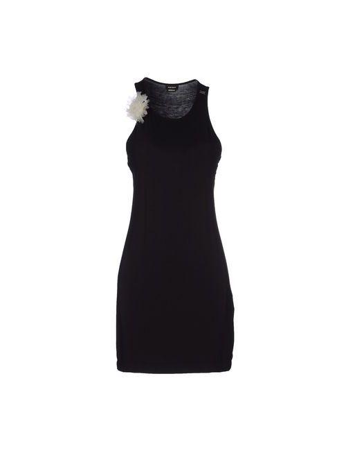 Miss Sixty | Женское Чёрное Короткое Платье