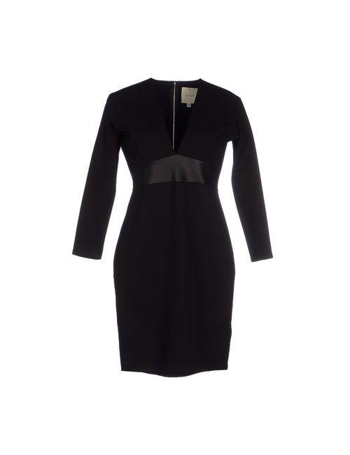 Mason | Женское Черный Короткое Платье