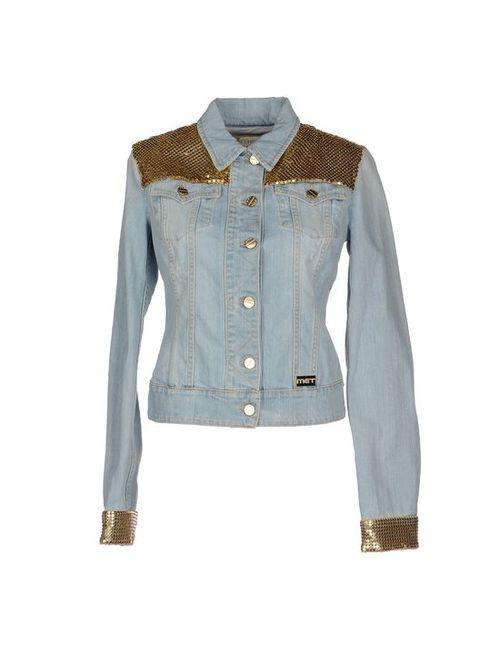 MET | Женская Джинсовая Верхняя Одежда