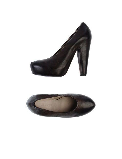 Elisanero | Женские Коричневые Туфли