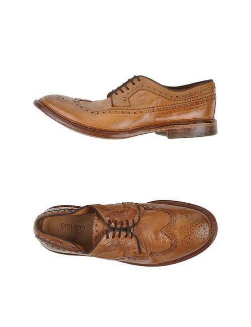 Preventi Collection | Мужская Обувь На Шнурках
