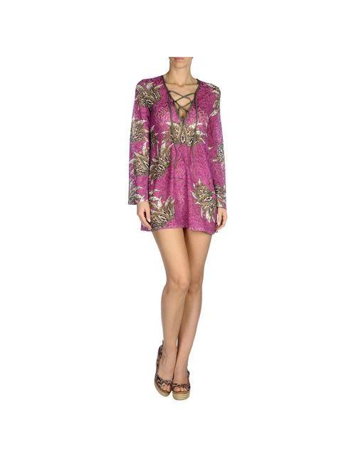Fisico-Cristina Ferrari | Женское Фиолетовое Пляжное Платье
