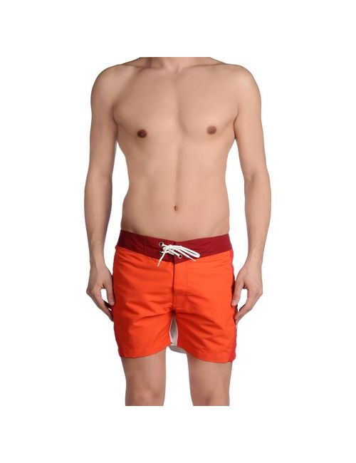 Rrd | Мужские Оранжевые Шорты Для Плавания