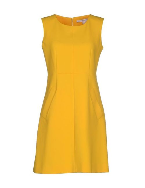 Diane Von Furstenberg | Женское Короткое Платье