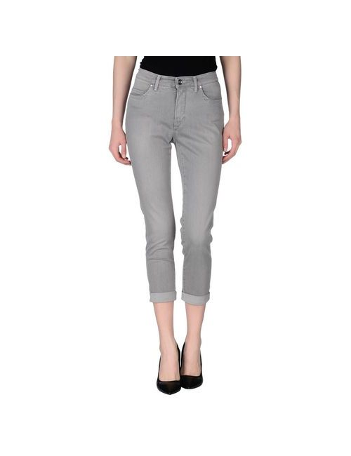 Trussardi Jeans | Женские Серые Джинсовые Брюки