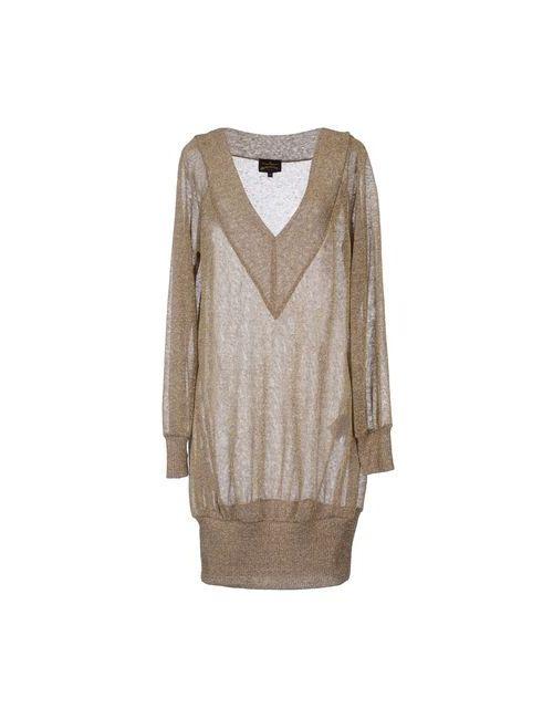 Vivienne Westwood Anglomania | Женское Хаки Короткое Платье