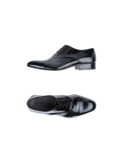 Lanvin | Мужская Обувь На Шнурках