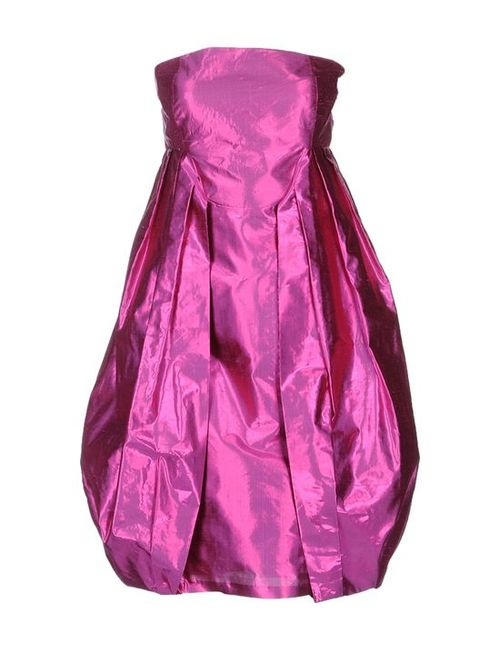 Amaya Arzuaga   Женское Короткое Платье