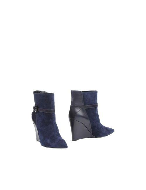 Lerre | Женские Синие Полусапоги И Высокие Ботинки