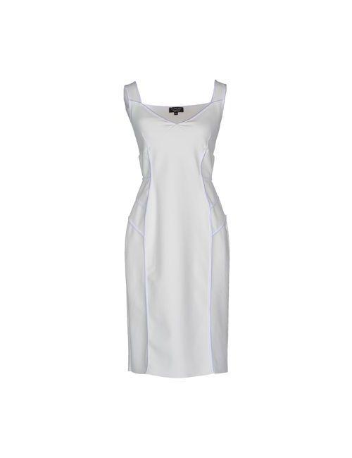 CHIARA BONI LA PETITE ROBE | Женское Белое Платье До Колена