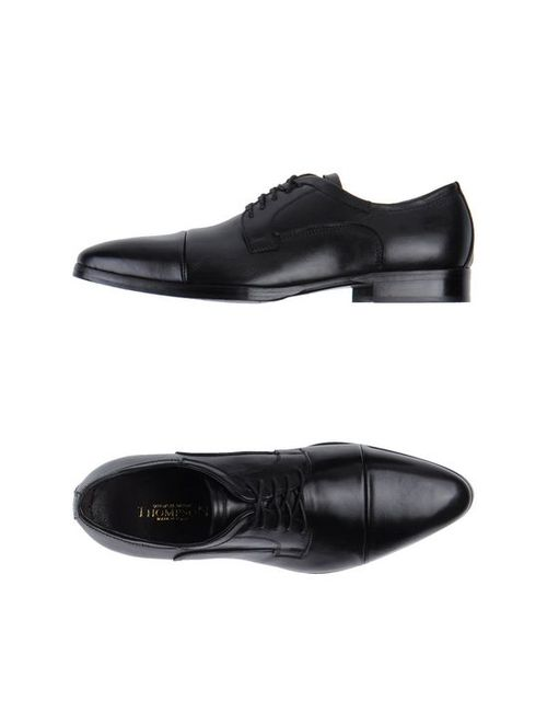 Thompson | Мужская Обувь На Шнурках