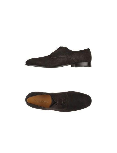 Giorgio Armani | Мужская Обувь На Шнурках