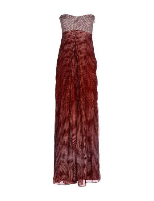 Diane Von Furstenberg   Женское Длинное Платье
