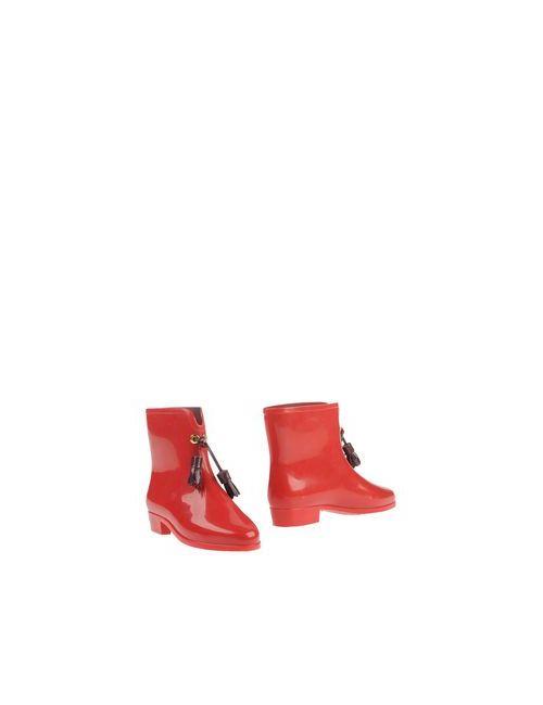 Vivienne Westwood Anglomania + Melissa | Женские Полусапоги И Высокие Ботинки
