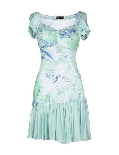 Gattinoni | Женское Короткое Платье