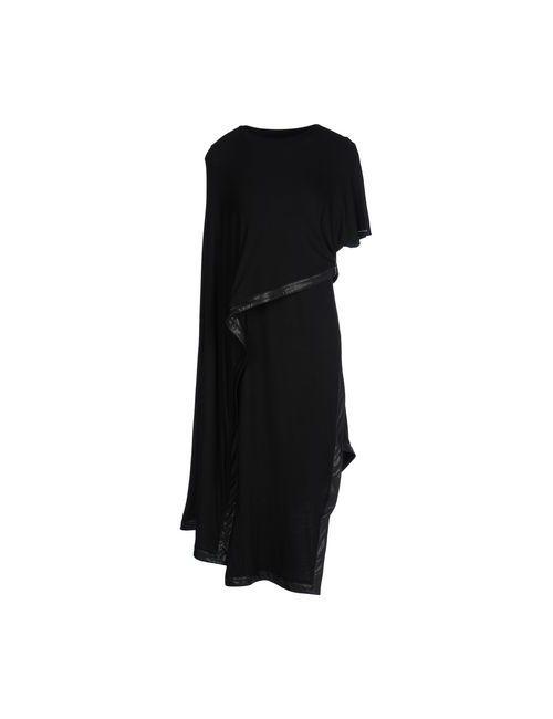 Mariagrazia Panizzi | Женское Чёрное Короткое Платье