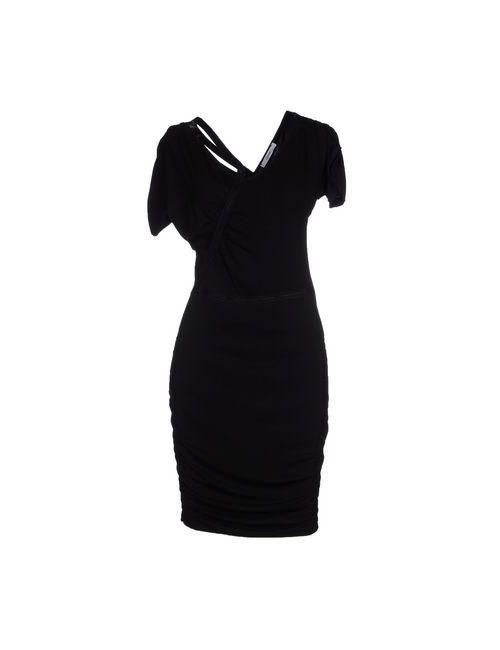 Relish | Женское Чёрное Короткое Платье