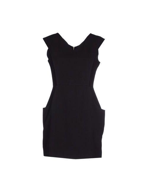 Anonyme Designers | Женское Чёрное Короткое Платье