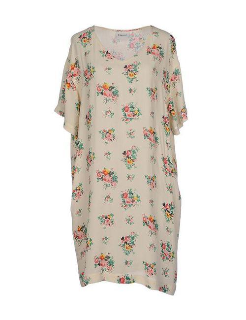 Ganni | Женское Короткое Платье