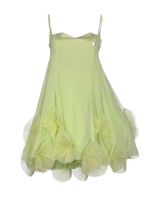 Mangano | Женское Короткое Платье