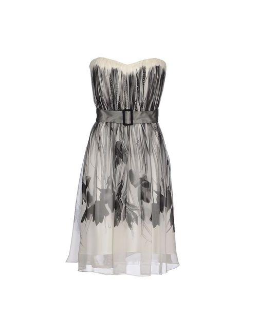Gipsy | Женское Серое Короткое Платье