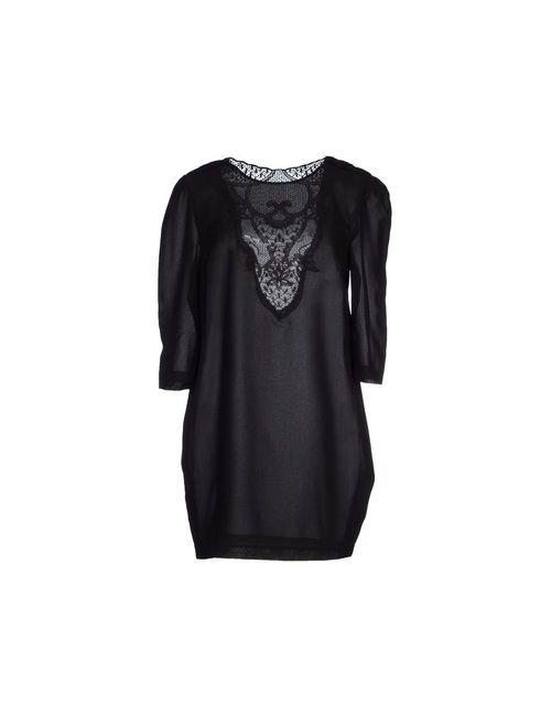 Darling | Женское Чёрное Короткое Платье
