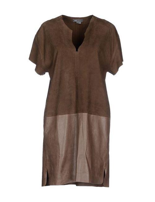 Vince | Женское Короткое Платье