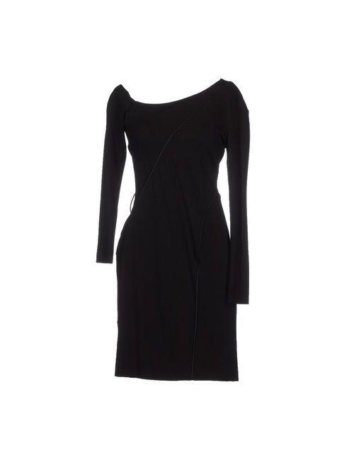 Richmond X | Женское Чёрное Короткое Платье