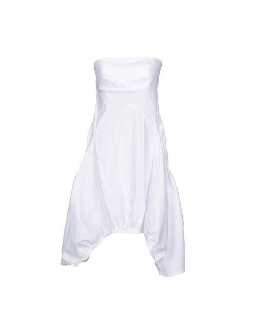 Annarita N.   Женское Белое Короткое Платье