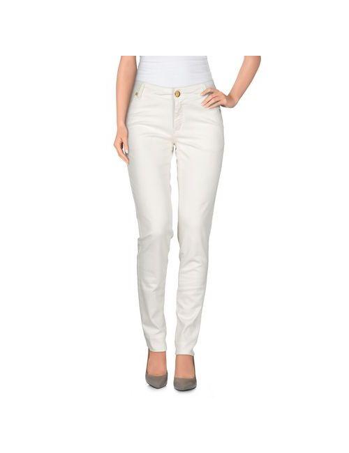 Marani Jeans | Женские Слоновая Кости Повседневные Брюки