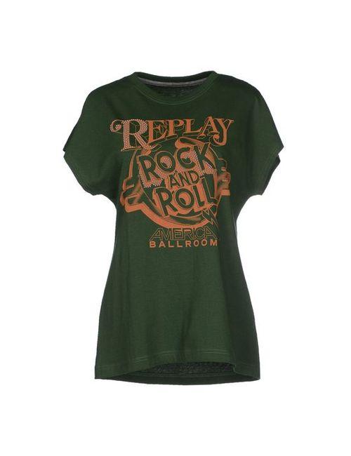 Replay | Женская Футболка