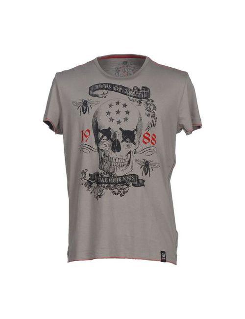 Gj Gaudi' Jeans | Мужская Футболка
