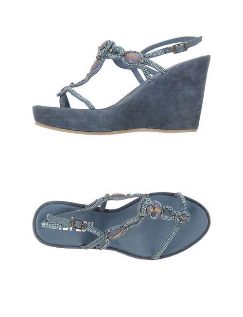 Bibi Lou   Женская Обувь На Танкетке