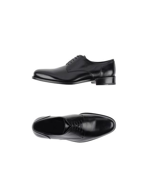 Salvatore Ferragamo | Мужская Черный Обувь На Шнурках