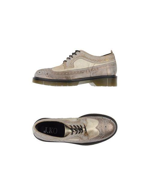 J.Ko | Женская Обувь На Шнурках