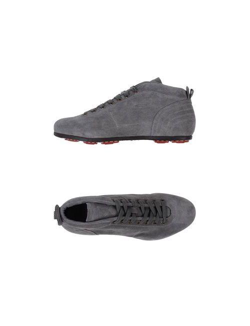 Pantofola d'Oro | Мужские Серые Низкие Кеды И Кроссовки
