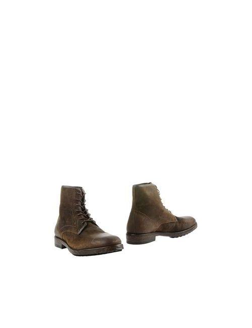 Bernardo M | Мужские Коричневые Полусапоги И Высокие Ботинки