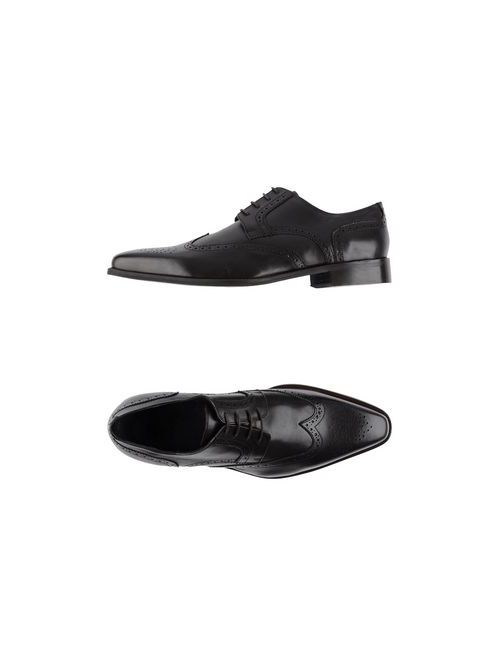 Rochas | Мужская Коричневая Обувь На Шнурках