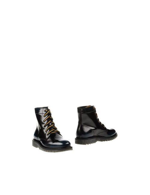 Marc Jacobs   Мужские Чёрные Полусапоги И Высокие Ботинки