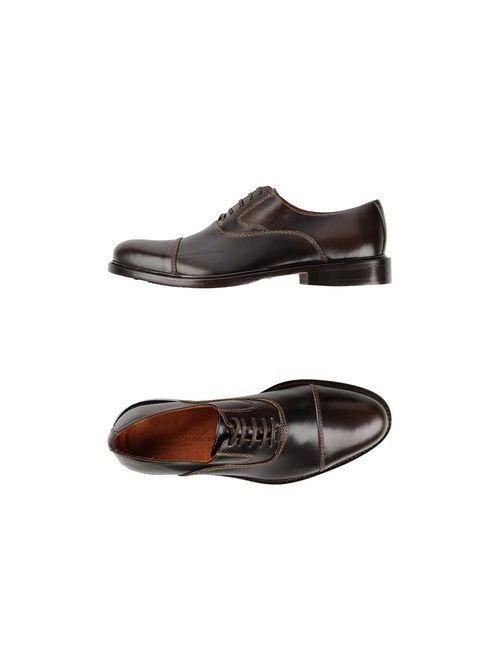 Gold Brothers | Мужская Коричневая Обувь На Шнурках